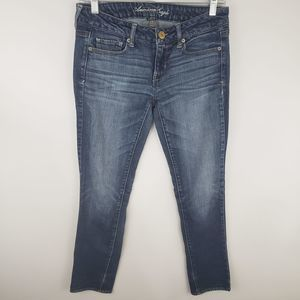 American Eagle Stretch Skinny Jeans Size 2 Short